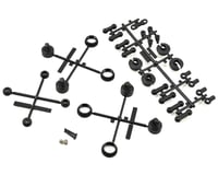 Pro-Line PRO-MT 4x4 Shock Plastic Parts Set