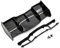 Pro-Line Trifecta 1/8 Off Road Wing (Black) (Losi 8IGHT-XE Race)
