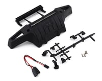 """Pro-Line X-MAXX PRO-Armor Front Bumper w/4"""" LED Light Bar 