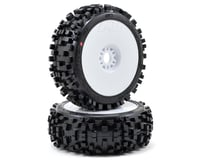 Image 1 for Pro-Line Badlands Pre-Mounted 1/8 Buggy Tires w/Lightweight Wheel (2)
