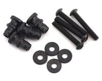 PSM Yokomo YZ2 & YZ4 Aluminum Shock Standoff Set (Grey) | relatedproducts