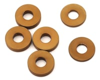 PSM MP10 Aluminum Rear Hub Spacer Set (Dark Gold) (6)   relatedproducts