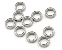 "ProTek RC 10x15x4mm Metal Shielded ""Speed"" Bearing (10) (Team Durango DEX410 V5)"