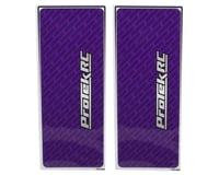 ProTek RC Universal Chassis Protective Sheet (Purple) (2)