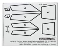 ProTek RC TruTrim B6/B6D F2 Window Mask Trim Set (Fits: JCO0315 & JCO0315L) | relatedproducts