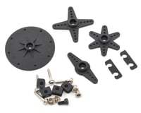 ProTek RC Plastic Servo Arm & Accessories Set (25T)