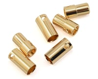 Image 1 for ProTek RC 6.5mm Bullet Connector (3 Male/3 Female)
