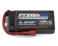 ProTek RC 3S 120C Low IR Si-Graphene + HV Shorty LiPo Battery (11.4V/4500mAh) (Vaterra Ascender)