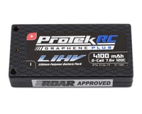 ProTek RC 2S 120C Si-Graphene + HV LCG Shorty LiPo Battery (7.6V/4100mAh)