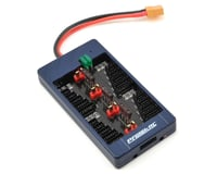 ProTek RC 2S-6S 4-Battery Parallel Charger Board (T-Style/JST-XH)