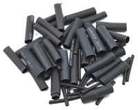 "ProTek RC 1.5, 5, 6 & 8mm Shrink Tubing Assortment Pack (Black) (20) (1"" Length)"