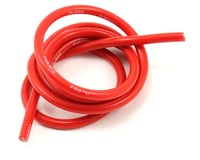 ProTek RC 10awg Red Silicone Hookup Wire (1 Meter)