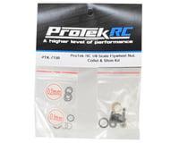 Image 2 for ProTek RC 1/8 Scale Flywheel Nut, Collet & Shim Kit
