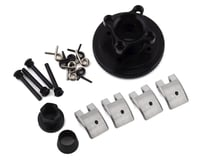 ProTek RC 34mm 4-Shoe Off-Road Clutch Set (4 Aluminum Shoes) (HB Racing D812)