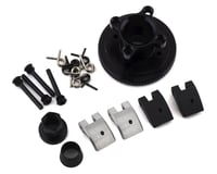 ProTek RC 34mm 4-Shoe Off-Road Clutch Set (2 Aluminum/2 Composite Shoes) (HB Racing D812)