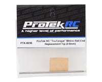 """Image 2 for ProTek RC """"TruTorque"""" HSS Steel Metric Ball End Replacement Tip (2.0mm)"""