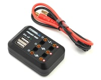 ProTek RC Prodigy DC Power Hub (4mm Outputs & 5V/2.1A USB Outputs)