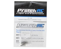 Image 2 for ProTek RC 3x12mm Titanium Cap Head Hex Screw (4)