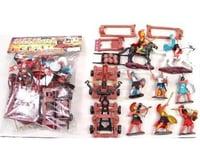 BMC Toys 1/32 Alexander The Great Warriors & Armor Figure P
