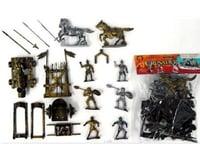 BMC Toys 1/32 Crusader Knights Figure Playset