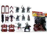 BMC Toys 1/32 Vikings & Armor Figure Playset