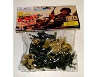 BMC Toys 54Mm Alamo Figure Playset (37Pcs) (Bagged) (Bmc To