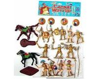 BMC Toys 1/32 Caesar Knights & Horses Playset (12 W/Shields