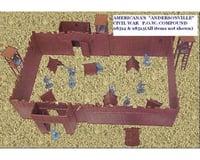 BMC Toys 54mm Civil War Figures & Accessories Playset (49pc