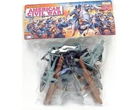 BMC Toys Americana PYS98516 20 piece Civil War Artillery Playset: includes 1:32 Figures and Cannon
