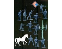 BMC Toys 54mm Gettysburg Union Figure Playset (12pcs) (Bagg