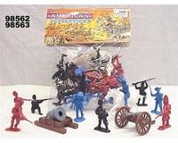 BMC Toys 54mm American Revolution Figure Playset (50pcs) (B