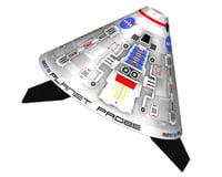 Quest Aerospace Planet Probe Rocket Kit (Skill Level 1)