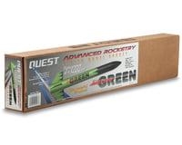 Quest Aerospace Mean Green Rocket Kit (Skill Level 3)