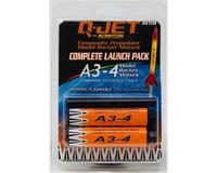 Quest Aerospace A3-4 (2-pack) Model Rocket Motors