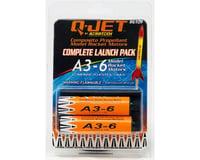 Quest Aerospace A3-6 (2-pack) Model Rocket Motors