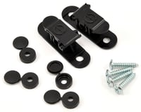 Random Heli 5.5mm-6.5mm Skid Clamp Assembly (Black)