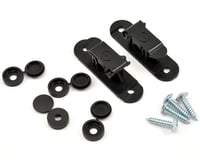 Random Heli 8.0mm Skid Clamp Assembly (Black)