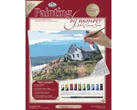 Royal Brush Manufacturing PCL5 PBN Canvas Lighthouse 11x14