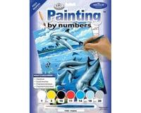 Royal Brush Manufacturing Junior PBN Dolphins 8-3/4x11-3/4