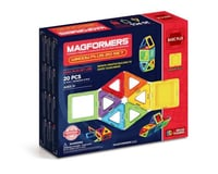 Rainbow Products MAGFORMERS Window Plus Set (20 Piece)