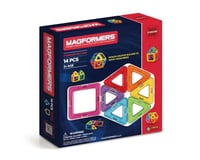 Rainbow Products Magformers Standard Set (14-pieces)
