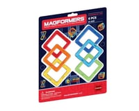 Rainbow Products Magformers Square Set (6-pieces)