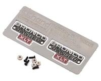 RC4WD CChand TRX-4 Bronco Side Metal Emblem | alsopurchased