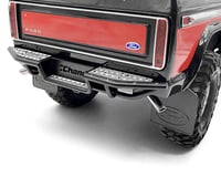 Image 3 for RC4WD CChand TRX-4 Bronco Ranch Rear Step Bumper (Black)