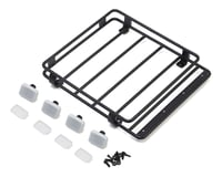 RC4WD CChand 2001 Toyota Tacoma Steel Roof Rack w/IPF Light Buckets | relatedproducts
