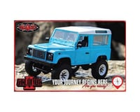 RC4WD 1/18 Gelande II RTR Scale Mini Crawler w/D90 Body Set (Blue) | relatedproducts