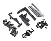 RC4WD Axial SCX10 Chassis Mounted Steering Servo Kit w/Panhard Bar | relatedproducts