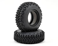 """RC4WD Mickey Thompson """"Baja MTZ"""" 1.55"""" Scale Rock Crawler Tires (2) 