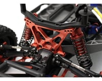 Racers Edge Slash 4WD Aluminum Rear Shock Tower - Red