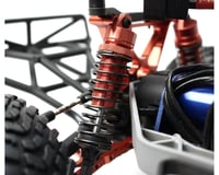 Racers Edge Slash 2/4WD Aluminum Rear Shock (pr) - Red